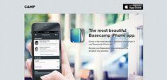 Camp - Basecamp Iphone app