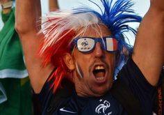 L'incroyable sosie supporter de Franck Ribéry - http://www.actusports.fr/107388/lincroyable-sosie-supporter-franck-ribery/