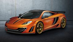 MANSORY (Switzerland) AG gave the McLaren MP4-12C a completely new look, while enhancing aerodynamics and improving agility and handling. The Mansory McLaren MP4-12C receives a power upgrade from the stock 608hp to 670hp at 7,100rpm through a high-performance exhaust system, a new engine management system and a sports air filter. At the same time, the maximum torque climbs to a 675Nm, which is available in the range 3,000 to 6,500rpm. After modification the top speed increased to 353km/h.