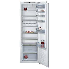 Buy Neff KI1813F30G Tall Integrated Larder Fridge, A++ Energy Rating, 56cm Wide Online at johnlewis.com
