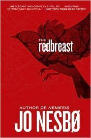 Jo Nesbo... award winning writer! Read all his books if you can!!