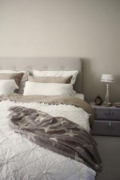 Zeven inspirerende slaapkamers met een landelijke uitstraling