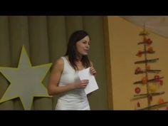 Vánoční besídka - Motýlci - MŠ Jižní 17.12.2015 (1) - YouTube