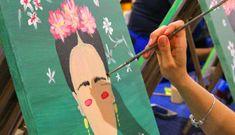 Como pintar cuadros