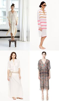 Finding the perfect Caftan for a beach cover-up