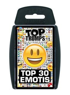 What is the best Emoti? #TopTrumps