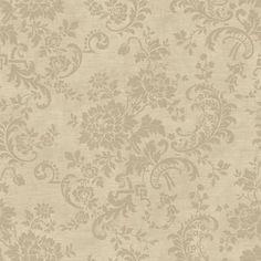 SAPPHIRE OASIS SILK FLORAL JR5737 Wallpaper