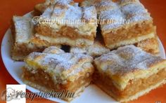 Érdekel a receptje? Kattints a képre! Greek Recipes, Pie Recipes, Cooking Recipes, Slab Pie, Winter Food, Apple Pie, French Toast, Deserts, Favorite Recipes