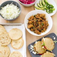"""Makes 12 gorditas; serves 4to 6 Why This Recipe Works: A gordita, literally meaning """"little fat one"""" in Spanish, is a traditional Mexican dish that is often eaten as a midday snack. The puffy she…"""