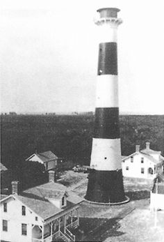 Cape Canaveral Lighthouse, built in 1848.