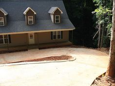 Driveways, Wilderness, Porch, Shed, New Homes, Outdoor Structures, Gardening, Patio, Decorating