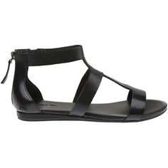 Lacoste Women's Atalaye Sandal ($77) ❤ liked on Polyvore