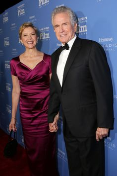 GOLETA, CA - DECEMBER 01:  Actors Annette Bening and Warren Beatty attend Santa Barbara International Film Festival's Kirk Douglas Awards Honoring Warren Beatty at Bacara Resort on December 1, 2016 in Goleta, California.  (Photo by Rebecca Sapp/Getty Images for SBIFF) *** Local Caption *** Annette Bening;Warren Beatty