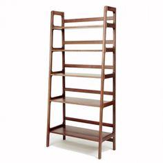 agnes living agnes kay stemmer oak or walnut 315 l x 1575 - Free Standing Bookshelves