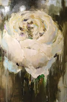 Shop abstract paintings and other fine paintings from the world's best art galleries. Oil Painting Flowers, Abstract Flowers, Art Floral, Buddha Painting, Texture Art, Landscape Paintings, Art Paintings, Art Oil, Nursery Art