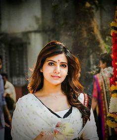 South Actress, South Indian Actress, Beautiful Indian Actress, Beautiful Actresses, Indian Celebrities, Bollywood Celebrities, Bollywood Actress, Samantha In Saree, Samantha Ruth