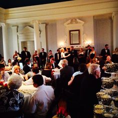 A lovely wedding reception and first dance for Brooke + Parker. Buckley Events at the Old Exchange in Charleston, SC