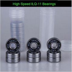inline roller skate bearings skates shoes HighSpeed bearings Steel balls Drift plate bearing Skate Board inline roller Blades