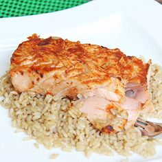 Skinny Sweet and Spicy Salmon  | Skinny Mom | Where Moms Get The Skinny On Healthy Living