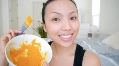Get Clear, Bright & Acne Free Skin(DIY Face Mask) - YouTube