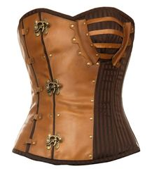 A Pennywise Assassin Steampunk Corset