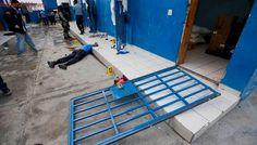 Nine inmates killed in Mexico prison riot
