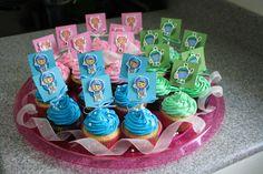 Team Umizoomi Cupcakes! Nieces 4th Bday (LJ) KJG
