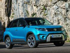 Suzuki Vitara UK-spec '2015