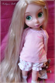 Disney Animator's Collection Dolls Rapunzel