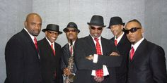 """""""Let it Whip"""" on Sunday, 8/3/2014 with the Dazz Band. These fabulous R & B hit makers from the 80s still know how to groove and make you move!"""