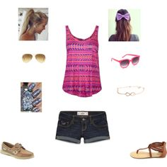 Two in One- Summer Outfit - Polyvore