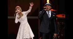 Taylor Swift And LL Cool J | GRAMMY.com