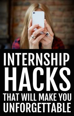 Rock your summer internship with these insightful hacks!
