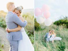 Romantic DIY Wedding | Austria | Hanna and Pierre