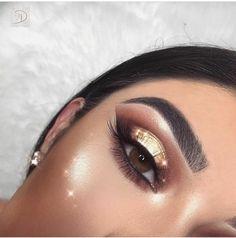 ABH makeup look!