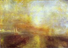 """""""Yacht Approaching the Coast"""" (1835) - William Turner. Romanticism. Tate…"""
