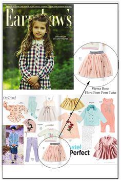 Vierra Rose Flora Pom Pom Tutu Skirt on Earnshaw's Magazine