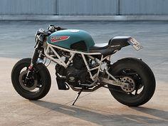 '88 Ducati 750 Sport - JvB Moto  |  Pipeburn.com