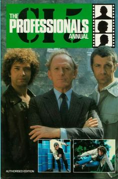 The Professionals Annual Gallery The Professionals Tv Series, British Drama Series, Action Tv Shows, Martin Shaw, The Age Of Innocence, Science Fiction Art, Vintage Tv, My Childhood Memories, Me Tv