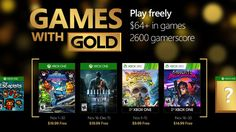 Games With Gold November 2016 Includes Murder, Blood, and Monkeys - http://techraptor.net/content/games-with-gold-november-2016   Gaming, News