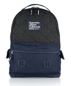 Superdry Sac à dos Quilted Raw Montana