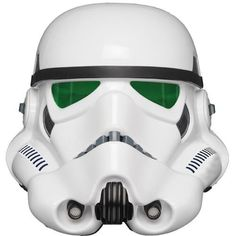 If you don't have a Halloween costume by now you might want to hurry and consider being a Stormtrooper this year. This Star Wars A New Hope Stormtrooper Helmet will get you started.  The detail on this helmet is as good as it gets. It is amazingly detailed and is screen-accurate from A Ne