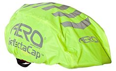 Bike Helmet Accessories - Aero Sport ReflectaCapTM Hi Visibility Reflective Helmet Cover ** Check out this great product.