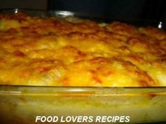 Braai Recipes, Meat Recipes, Baking Recipes, Recipies, South African Recipes, Ethnic Recipes, Savory Tart, Love Food, Macaroni And Cheese