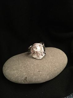 A personal favorite from my Etsy shop https://www.etsy.com/listing/509040168/minnesota-ring-spoon-ring-eagle-ring
