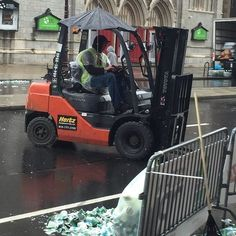 Right #forklift, wrong accessory