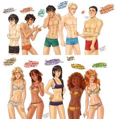 yes percy it's for annabeth too