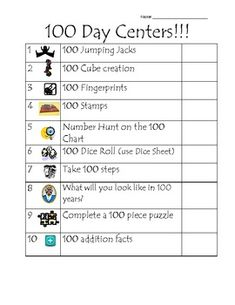 math worksheet : station kindergarten ideas  school  pinterest : 100 Day Worksheets Kindergarten