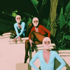 The birth of Pinky with Special Guest Photograph by Neil Krug
