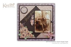 Timeless Sepia Single Page Scrapbooking Ideas, Scrapbook Layouts, Scrapbook Pages, Vintage Scrapbook, Old World, Finding Yourself, Workshop, Barn, Paper Crafts